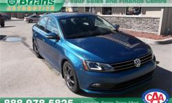 Make Volkswagen Model Jetta Year 2015 Colour Blue kms 38425 Trans Automatic Price: $21,798 Stock Number: 6628A Engine: 2.0L 4 cyls Diesel Cylinders: 4 Fuel: Diesel INTERESTED? TEXT 3062016848 WITH 6628A FOR MORE INFORMATION! $21798 - 2015 Volkswagen Jetta