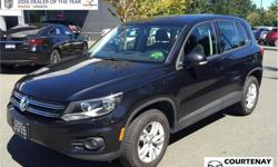 Make Volkswagen Model Tiguan Year 2015 Colour Deep Black Pearl kms 30500 Trans Automatic Price: $26,999 Stock Number: P4261 Interior Colour: Titan black - pakata Cylinders: 4 Fuel: Regular Unleaded 2.0 TSI - 4motion - Air conditioning - 2015 Volkswagen