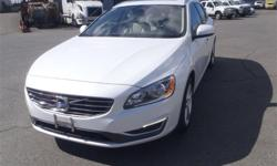 Make Volvo Year 2015 Colour White kms 39627 Price: $36,830 Stock Number: BC0027129 Interior Colour: Tan Cylinders: 6 Fuel: Gasoline 2015 Volvo V60 T5 Premier Plus AWD, 2.5L, 6 cylinder, 4 door, automatic, 4-Wheel ABS, cruise control, air conditioning, CD