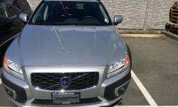 Make Volvo Model XC70 Year 2015 Colour Silver kms 12000 Trans Automatic Gorgeous pre owned 2015 XC70 just landed! Straight from Volvo Canada's pre owned Certified pool of inventory! Only 12,000kms aprox, very well appointed XC70. Certified pre owned means