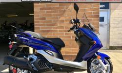 2015 Yamaha SMAX Scooter * SUMMER SALE!!!* $2899 Sporty surprising little performer. Yamaha SMAX is both fun and easy to ride and can carry a passenger too. Great in the city and very economical. Colour: Blue. Buy with confidence from a Genuine