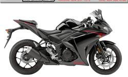 2015 Yamaha YZF-R3 Motorcycle *It's time to ride. Get your R3 now!* $4699 Ready to have fun? Then the Yamaha R3 is your bike. Whether you are a new rider , experienced ride ,commuter , or weekend warrior, this bike will make you smile. Financing available