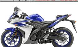 2015 Yamaha YZF-R3 Motorcycle *It's time to ride. Get your R3 now!* $4699 $4,699 entry price!! Yamaha has raised the bar in the entry sports class with the exciting new YZF-R3. Sporting a new twin cylinder 320 cc engine and an all new chassis, the Yamaha
