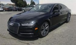 Make Audi Model A7 Year 2016 Colour Black kms 8515 Trans Automatic Price: $79,995 Stock Number: B5210 Fuel: Diesel Harbourview Autohaus is Vancouver Islands #1 Volkswagen dealership. A locally owned family business, The Wynia family have strived to make