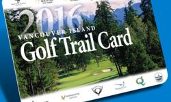This is a 2016 BC Golf Trail Card. This entitles you to 12 rounds of golf... 1 round at each of the below courses: Arbutus Ridge Bear Mountain - Mountain Course Bear Mountain - Valley Course Cowichan Crown Isle Fairwinds Highland Pacific Morningstar