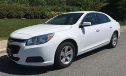 Make Chevrolet Model Malibu Year 2016 Colour White Trans Automatic We offer big store selection with small town prices. Offering the best in sales and after sales service in the lower mainland. All vehicles sold are certified and accompanied with either