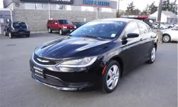 Make Chrysler Model 200 Year 2016 Colour Black kms 18302 Trans Automatic Price: $16,995 Stock Number: V24893 VIN: 1C3CCCFB0GN197445 Interior Colour: Black Engine: 2.4L TIGERSHARK MULTIAIR I4 Cylinders: 4 Fuel: Gasoline Accident Free, BC Only, Steering