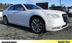 Make Chrysler Model 300 Year 2016 Colour White kms 7414 Trans Automatic Price: $47,065 Stock Number: 16-2701 VIN: 2C3CCAEG2GH248390 Engine: 3.6L Pentastar VVT V6 Fuel: Gasoline At Nanaimo Chrysler all pre-owned vehicles have been through a complete safety
