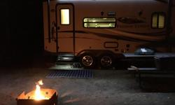 This quality made couples trailer is a great way to travel and camp in style. We love this trailer and we used it to take an amazing trip from Ontario to BC, but we have purchased a house and now it is time for you to enjoy the Freedom Express. The