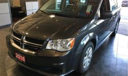 Make Dodge Model Grand Caravan Year 2016 Colour Grey kms 57336 Trans Automatic Price: $21,900 Stock Number: 6711 VIN: 2C4RDGBGXGR167822 Engine: 3.6L Pentastar VVT V6 Touchscreen entertainment. Air conditioning and Heat. Stow and go seating. Low KMs. This