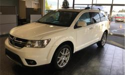 Make Dodge Model Journey Year 2016 Colour White kms 99 Trans Automatic Price: $25,990 Stock Number: D6723 VIN: 3C4PDDFGXGT105978 Engine: 3.6L Pentastar VVT V6 Heated seats. Heated wheel. Touchscreen entertainment. Seats 7. Alpine sound system. At Duncan