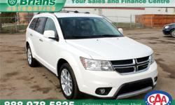 Make Dodge Model Journey Year 2016 Colour White kms 31389 Trans Automatic Price: $33,800 Stock Number: 6668A Engine: 3.6L V6 Cylinders: 6 Fuel: Gasoline INTERESTED? TEXT 3062016848 WITH 6668A FOR MORE INFORMATION! $33800 - Comes with remainder of
