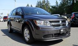 Make Dodge Model Journey Year 2016 Colour Grey kms 44254 Trans Automatic *NEW YEAR SALE* - $1,000 OFF - LOCAL BC VEHICLE, ZERO ACCIDENTS, BALANCE OF FACTORY WARRANTY! Options include: Bluetooth, Alloys, Powergroup, six-speaker audio system with USB