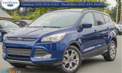 Make Ford Model Escape Year 2016 Colour Blue kms 27147 Trans Automatic Price: $25,988 Stock Number: 16017 Interior Colour: Grey Cylinders: 4 Fuel: Regular Unleaded All our used vehicles at Westview Ford receive a full safety inspection and come with a