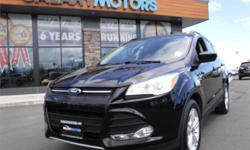 Make Ford Model Escape Year 2016 Colour Black kms 27562 Trans Automatic Price: $28,995 Stock Number: D20239 Galaxy Motors is the #1 used car dealership on Vancouver Island with 5 locations to serve you in Colwood, Duncan, Nanaimo, Courtenay and now in