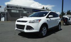 Make Ford Model Escape Year 2016 Colour White kms 31321 Trans Automatic Price: $24,999 Stock Number: D20241 Interior Colour: Grey Engine: 1.6L ECOBOOST Cylinders: 4 Fuel: Gasoline Accident Free, Clean 155 Point Inspection, Heated Exterior Mirrors, Auto