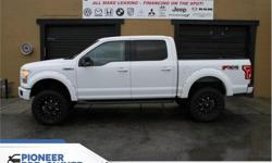 Make Ford Model F-150 Year 2016 Colour White kms 29220 Trans Automatic Price: $51,888 Stock Number: HA9091 VIN: 1FTEW1EF4GFA39091 Engine: 385HP 5.0L 8 Cylinder Engine Fuel: Gasoline Low Mileage! Check out our large selection of pre-owned inventory today!