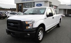 Make Ford Model F-150 Year 2016 Colour Oxford White kms 61358 Trans Automatic Price: $32,995 Stock Number: 94290 VIN: 1FTEX1EF6GKF74203 Interior Colour: Grey Engine: 5.0L V8 Engine 8-Foot spray lined box, 5.0L V8 engine and Class 4 trailer hitch with