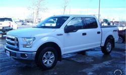 Make Ford Model F-150 Year 2016 Colour White kms 96550 Trans Automatic Price: $28,999 Stock Number: 135017 VIN: 1FTEW1EF9GFC85814 Interior Colour: Grey Cylinders: 8 - Cyl Fuel: Gasoline DRIVING FORCE is committed to making your car, van, SUV, or