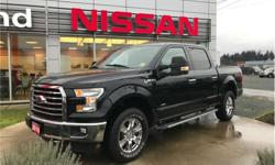 Make Ford Model F-150 Year 2016 Colour Black kms 58704 Trans Automatic Price: $33,889 Stock Number: R18060A VIN: 1FTEW1EP5GKD84789 Interior Colour: Black Engine: 2.7L Turbo Cylinders: 6 Fuel: Regular Unleaded navigation, trailer tow mirrors, back up