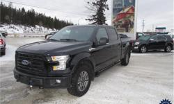 Make Ford Model F-150 Year 2016 Colour Black kms 33880 Trans Automatic Price: $37,115 Stock Number: 153954 VIN: 1FTFW1EF9GKD06902 Interior Colour: Grey Cylinders: 8 - Cyl Fuel: Gasoline This 2016 Ford F-150 XLT Supercrew 5 Passenger 4X4 6.5-Foot Medium