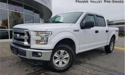 Make Ford Model F-150 Year 2016 Colour White kms 31991 Trans Automatic Price: $33,395 Stock Number: BAT5353B VIN: 1FTEW1E86GKF01093 Engine: 282HP 3.5L V6 Cylinder Engine Fuel: Gasoline SiriusXM, Remote Keyless Entry, Steering Wheel Audio Controls, Cruise