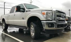 Make Ford Model F-350 Super Duty SRW Year 2016 Colour White kms 47861 Trans Automatic Price: $62,800 Stock Number: 40361 VIN: 1FT8W3BT7GEC77817 Interior Colour: Black Engine: 6.7L V8 Turbo Engine Configuration: V-shape Cylinders: 8 Fuel: Diesel
