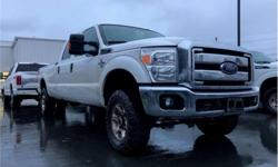 Make Ford Model F-350 Super Duty SRW Year 2016 Colour White kms 72014 Trans Automatic Price: $39,480 Stock Number: 590981 VIN: 1FT8W3BT1GEA06932 Interior Colour: Black Engine: 6.7L V8 Turbo Engine Configuration: V-shape Cylinders: 8 Fuel: Diesel