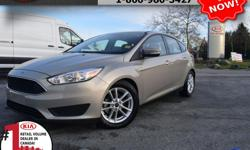 "Make Ford Model Focus Year 2016 Colour Silver Trans Automatic We are Canada's #1 KIA Retail Volume Dealer. Our volume purchasing power saves you money! Our motto ""we can replace vehicles, we cannot replace our customers!"" is the reason we sell more new"
