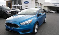 Make Ford Model Focus Year 2016 Colour Blue Candy Metallic Tinted Clearcoat kms 40491 Trans Automatic Price: $14,502 Stock Number: 94220 VIN: 1FADP3K23GL349455 Interior Colour: Charcoal Black Engine: 2.0L I4 GDI Engine Accident free, heated seats, heated