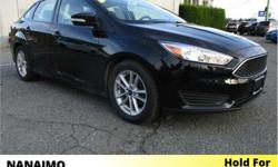 Make Ford Model Focus Year 2016 Colour Black kms 84445 Trans Automatic Price: $15,999 Stock Number: 8JN2449A VIN: 1FADP3F25GL218361 Engine: Inline 4 One Owner. Power Sunroof. Rear View Backup Camera. BlueTooth. Aux/MP3/USB Inputs. Automatic Headlights.