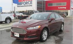 Make Ford Model Fusion Year 2016 Colour Brown kms 47706 Trans Automatic Price: $17,495 Stock Number: 133757 VIN: 3FA6P0H78GR393060 Interior Colour: Black Cylinders: 4 - Cyl Fuel: Gasoline This 2016 Ford Fusion SE 5 Passenger Sedan comes with a remote