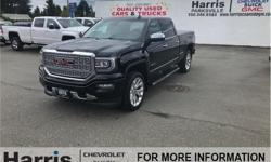 Make GMC Model Sierra 1500 Year 2016 Colour Gba Onyx Black kms 59222 Trans Automatic Price: $46,900 VIN: 3GTU2PEJ1GG138836 Interior Colour: H2X Jet Black Engine: 6.2L V8 DIR OHV 16V Cylinders: 8 Fuel: Flex Fuel 2016 GMC Sierra Denali 1500 4x4 i n the most