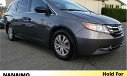 Make Honda Model Odyssey Year 2016 Colour Dark Grey kms 54637 Trans Automatic Price: $29,500 Stock Number: PC4080 VIN: 5FNRL5H33GB504080 Engine: V6 Fuel: Gasoline One Owner. No Accidents. Rear View Backup Camera. BlueTooth. Aux/MP3/USB Inputs. CD Player.
