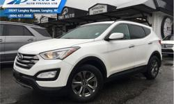 Make Hyundai Model Santa Fe Sport Year 2016 Colour White kms 48320 Trans Automatic Price: $25,900 Stock Number: Z5714A VIN: 5XYZUDLB8GG355759 Interior Colour: Black Engine: 190HP 2.4L 4 Cylinder Engine Fuel: Gasoline Check out our large selection of