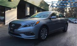 Make Hyundai Model Sonata Year 2016 Colour Grey kms 49400 Trans Automatic Price: $17,498 Stock Number: A0441 VIN: 5NPE24AFXGH410702 Interior Colour: Grey Cylinders: 4 - Cyl Fuel: Gasoline 2016 Hyundai Sonata GLS - Leather   Leather seats, sunroof,