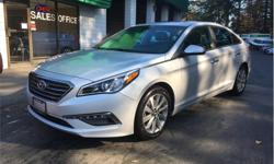 Make Hyundai Model Sonata Year 2016 Colour Silver kms 48000 Trans Automatic Price: $17,498 Stock Number: A0424 VIN: 5NPE24AF9GH346040 Interior Colour: Grey Cylinders: 4 - Cyl Fuel: Gasoline 2016 Hyundai Sonata GLS - Leather  Leather seats, sunroof,