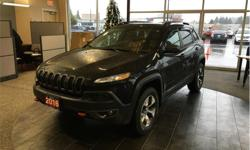 Make Jeep Model Cherokee Year 2016 Colour Black kms 72610 Price: $28,990 Stock Number: 18179A VIN: 1C4PJMBS5GW212837 Engine: 3.2L Pentastar VVT V6 w/ESS Fuel: Regular Unleaded Panoramic sunroof. Heated seats. Heated wheel. Satellite radio. Leather