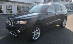 Make Jeep Model Grand Cherokee Year 2016 Colour Black kms 49548 Trans Automatic Price: $36,888 Stock Number: BA2421 VIN: 1C4RJFBGXGC452421 Engine: 293HP 3.6L V6 Cylinder Engine Fuel: Gasoline Leather Seats, Bluetooth, Rear View Camera, Heated Seats,