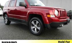 Make Jeep Model Patriot Year 2016 Colour Red kms 67250 Trans Automatic Price: $19,995 Stock Number: 9CH2710A VIN: 1C4NJRAB1GD500260 Interior Colour: Black Engine: Inline 4 Fuel: Gasoline 4x4. No Accidents. Power Sunroof. Heated Seats. BlueTooth. Leather