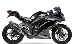 """Dealer Number: 6351 + PDI & Freight ($500) + $199 Documentation + $10 Tire Levy + Tax Whether referring to engine or chassis performance, or the latest available technology, the name """"Ninja"""" implies the very best that Kawasaki has to offer. In the case of"""