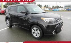Make Kia Model Soul Year 2016 Colour Clear Black kms 44795 Trans Automatic Price: $15,995 Stock Number: K19-06C VIN: KNDJN2A20G7381724 Interior Colour: Black Cloth Engine: 4 Cylinder 1.6 Litre Fuel: Gasoline Awesome Condition. Warranty. Good Options.