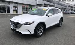 Make Mazda Model CX-9 Year 2016 Colour White kms 12800 Trans Automatic Price: $36,895 Stock Number: BA2063 VIN: JM3TCBCY3G0122063 Engine: 2.5L SKYACTIV-G I4 Turbo Low Mileage! We hand select every vehicle we purchase, offering our clients the best in