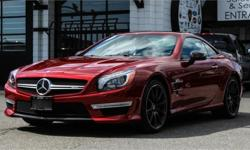 Make Mercedes-Benz Model Sl Year 2016 Colour Red kms 6389 Trans Automatic Price: $129,995 Stock Number: ZA8319 VIN: WDDJK7EA4GF038319 Interior Colour: Black Engine: 577HP 5.5L 8 Cylinder Engine Fuel: Gasoline Low Mileage! Check out our large selection of