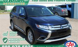 Make Mitsubishi Model Outlander Year 2016 kms 38055 Price: $24,995 Stock Number: 6899A Engine: 2.4L 4 cyls Cylinders: 4 Fuel: Gasoline FREE WARRANTY 100PT INSPECTION ADDITIONAL WARRANTY AVAILABLE. $24995 - 2016 Mitsubishi Outlander ES - INTERESTED? TEXT