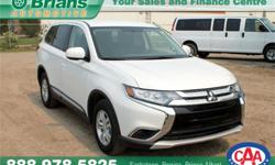 Make Mitsubishi Model Outlander Year 2016 Colour White kms 27918 Price: $27,995 Stock Number: 6731A Interior Colour: Grey Engine: 2.4L 4 cyls Cylinders: 4 Fuel: Gasoline INTERESTED? TEXT 3062016848 WITH 6731A FOR MORE INFORMATION! $27995 - Comes with