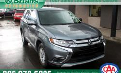 Make Mitsubishi Model Outlander Year 2016 Colour Grey kms 32562 Price: $24,995 Stock Number: 6730A Interior Colour: Grey Engine: 2.4L 4 cyls Cylinders: 4 Fuel: Gasoline INTERESTED? TEXT 3062016848 WITH 6730A FOR MORE INFORMATION! $24995 - Comes with