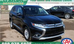 Make Mitsubishi Model Outlander Year 2016 Colour Black kms 28251 Trans Automatic Stock Number: 6656A Interior Colour: Grey Engine: 3.0L V6 Cylinders: 6 Fuel: Gasoline INTERESTED? TEXT 3062016848 WITH 6656A FOR MORE INFORMATION! - 2016 Mitsubishi Outlander
