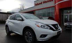 Make Nissan Model Murano Year 2016 Colour White kms 27230 Price: $31,400 Stock Number: A185486A VIN: 5N1AZ2MH9GN100418 Interior Colour: Black Engine: V-6 cyl Fuel: Gasoline 2016 Nissan Murano SL, Automatic, AWD, A/C, Alloy wheels, AM/FM Radio, Auto