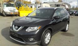 Make Nissan Model Rogue Year 2016 Colour Black kms 105891 Stock #: BC0030608 VIN: 5N1AT2MT5GC820798 2016 Nissan Rogue SV FWD, 2.5L, front wheel drive, 4 door, 4-Wheel ABS, cruise control, air conditioning, AM/FM radio, CD player, power door locks, power
